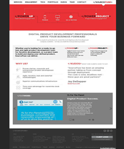 Sourcefuse Website 2013-14